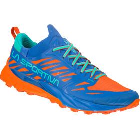 La Sportiva Kaptiva Running Shoes Women orange/blue